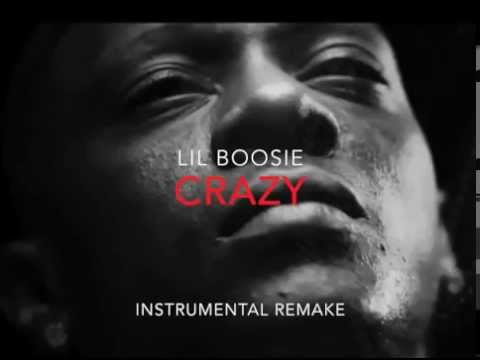 "Lil Boosie ""Crazy"" Instrumental Remake"