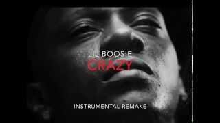 lil boosie crazy instrumental remake