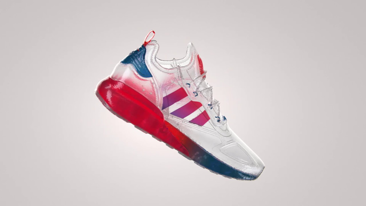 Adidas Made A Sprawling 12 Hour Ad Starring The Zx 2x Boost Sneaker Muse By Clio