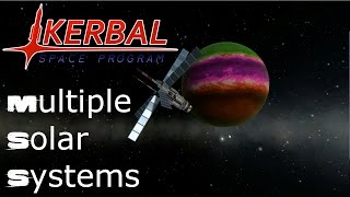 Multiple Solar Systems #3, Gas Giants, Kerbal Space Program