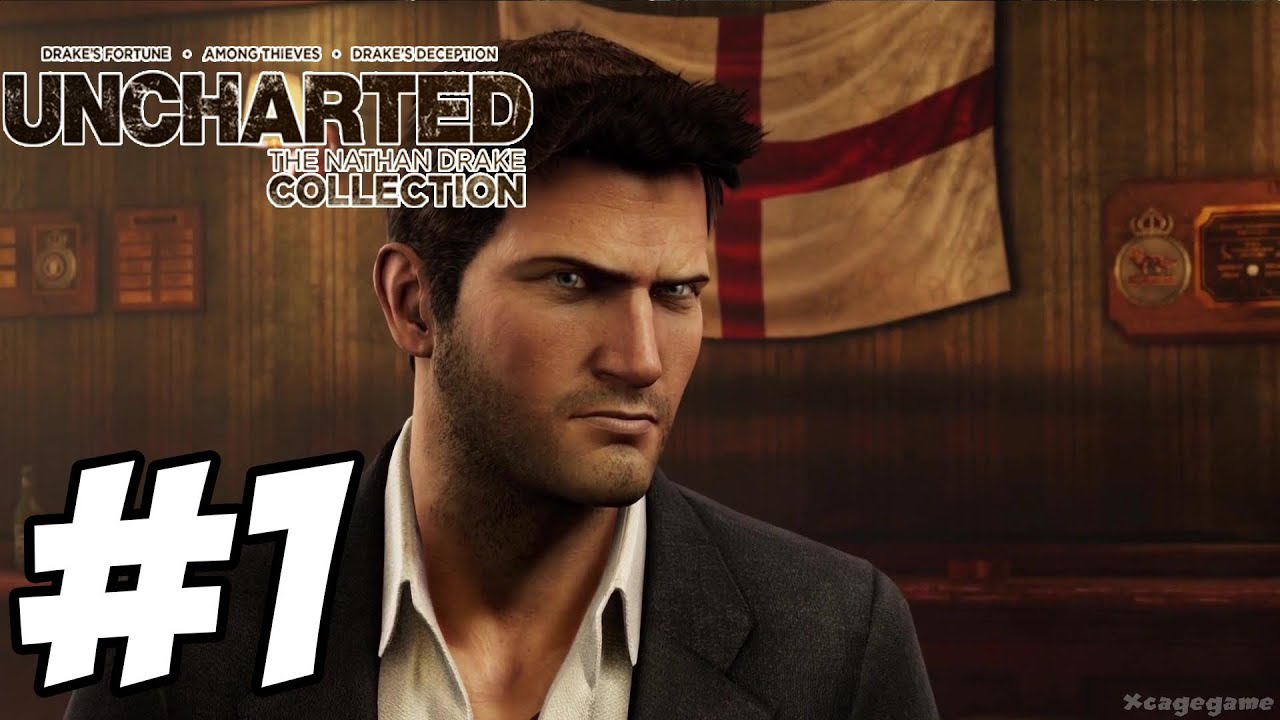 Uncharted: The Nathan Drake Collection –Uncharted 3 ...