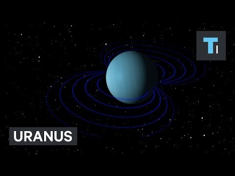 Uranus is officially the weirdest planet in our solar system