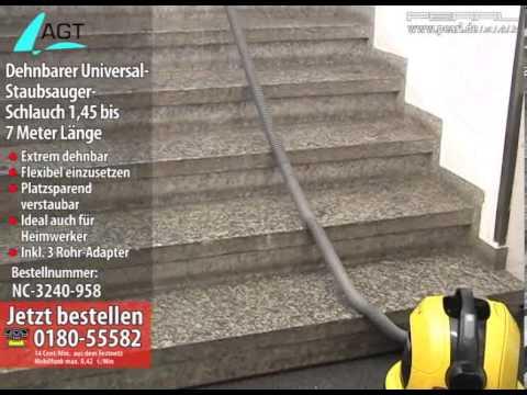 agt-universal-staubsauger-schlauchverlängerung,-1,45-bis-7-meter-länge