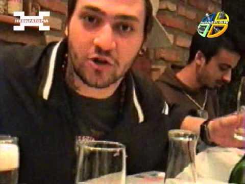 Τάκι Τσαν Βίντεο Συνέντευξη από το hiphop.gr μέρος 1