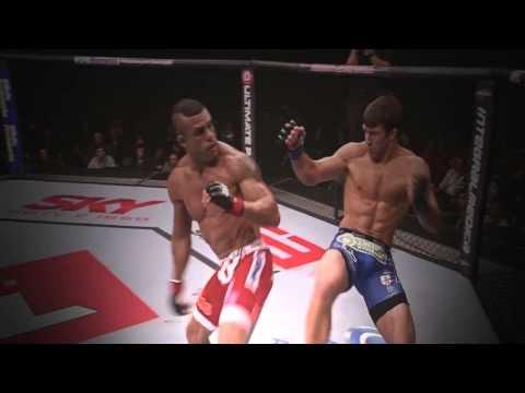 UFC 184 ● Weidman vs. Belfort ║Trailer