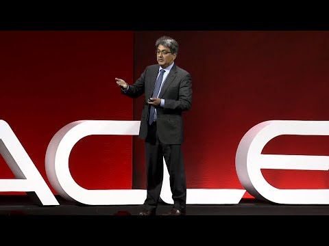 Future-Proof Your Business with Oracle Cloud Apps: Steve Miranda Keynote at OpenWorld 2018
