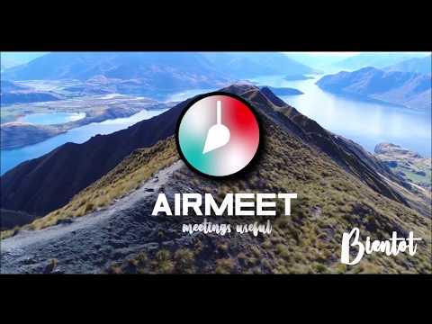 AIRMEET - Sortie de votre application/site de rencontres pour voyageurs et autres envies