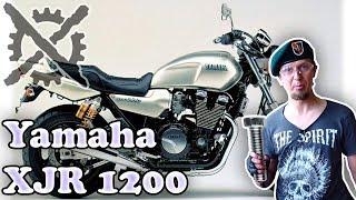 Yamaha XJR1200\ Обзор от #Болта