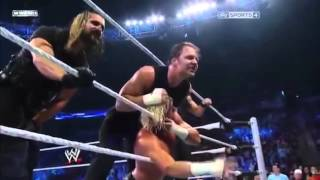 WWE Smackdown 8/30/13 Full Show HQ