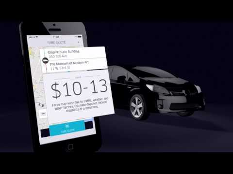 How to use Uber
