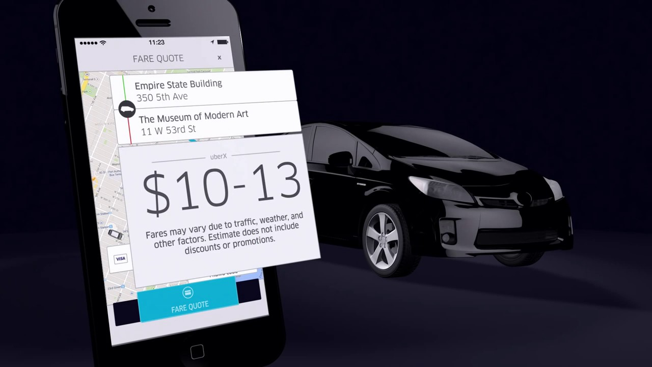 What technology does uber use - How To Use Uber