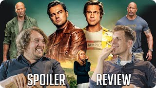 ONCE UPON A TIME IN HOLLYWOOD | HOBBS AND SHAW | CRAWL - Kopfkino #17