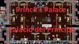 6 - Palacio del Príncipe   La Sirenita   Diggy's Adventure