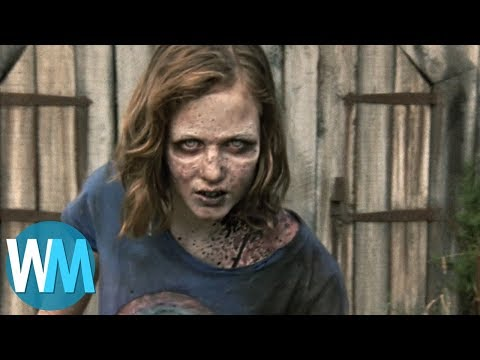 Top 10 Depressing Walking Dead Deaths