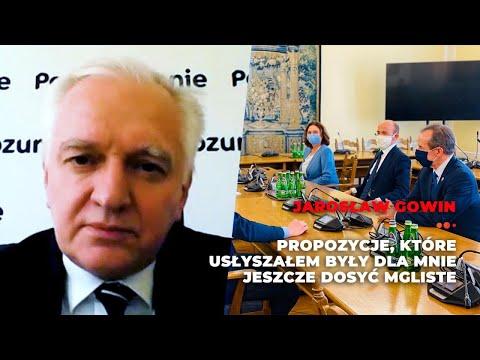 Gowin: Jestem Wściekły Na Polską Klasę Polityczną I Siebie