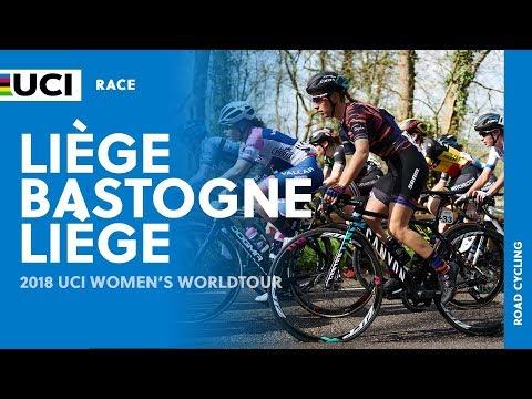2018 UCI Women's WorldTour – Liège Bastogne Liège – Highlights