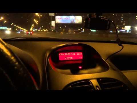 Peugeot 206 consumption (расход топлива)