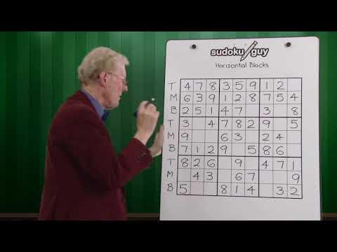 learn-to-play-sudoku.-lesson-1.-horizontal-blocks.using-tmb