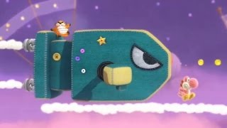 Yoshi's Woolly World - All Special Levels