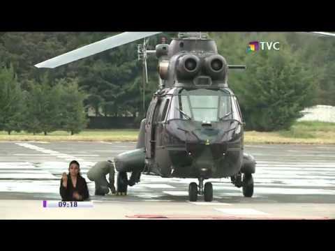 Brigada de Aviación del Ejército tiene nuevo comandante