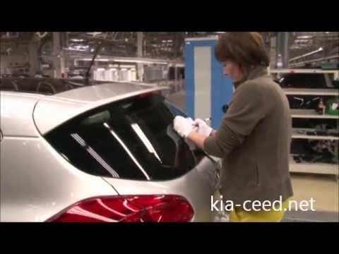 Купить Kia Ceed SW (Киа Сид СВ) 1.6 л МТ 2010 г. с пробегом бу в .