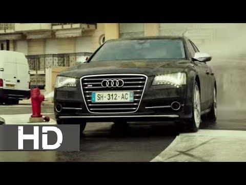 Taşıyıcı 4 | Polisten Kaçış | Muhteşem Sürüş (1/2) | (1080p)