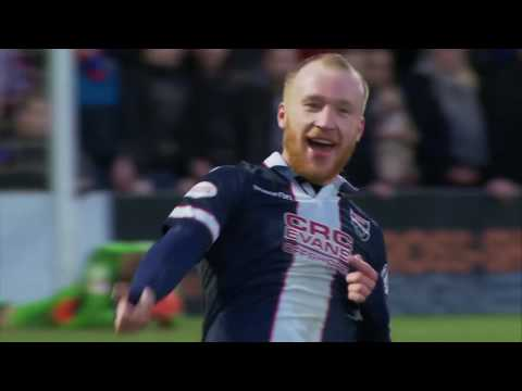 Liam Boyce all league goals 2016/17