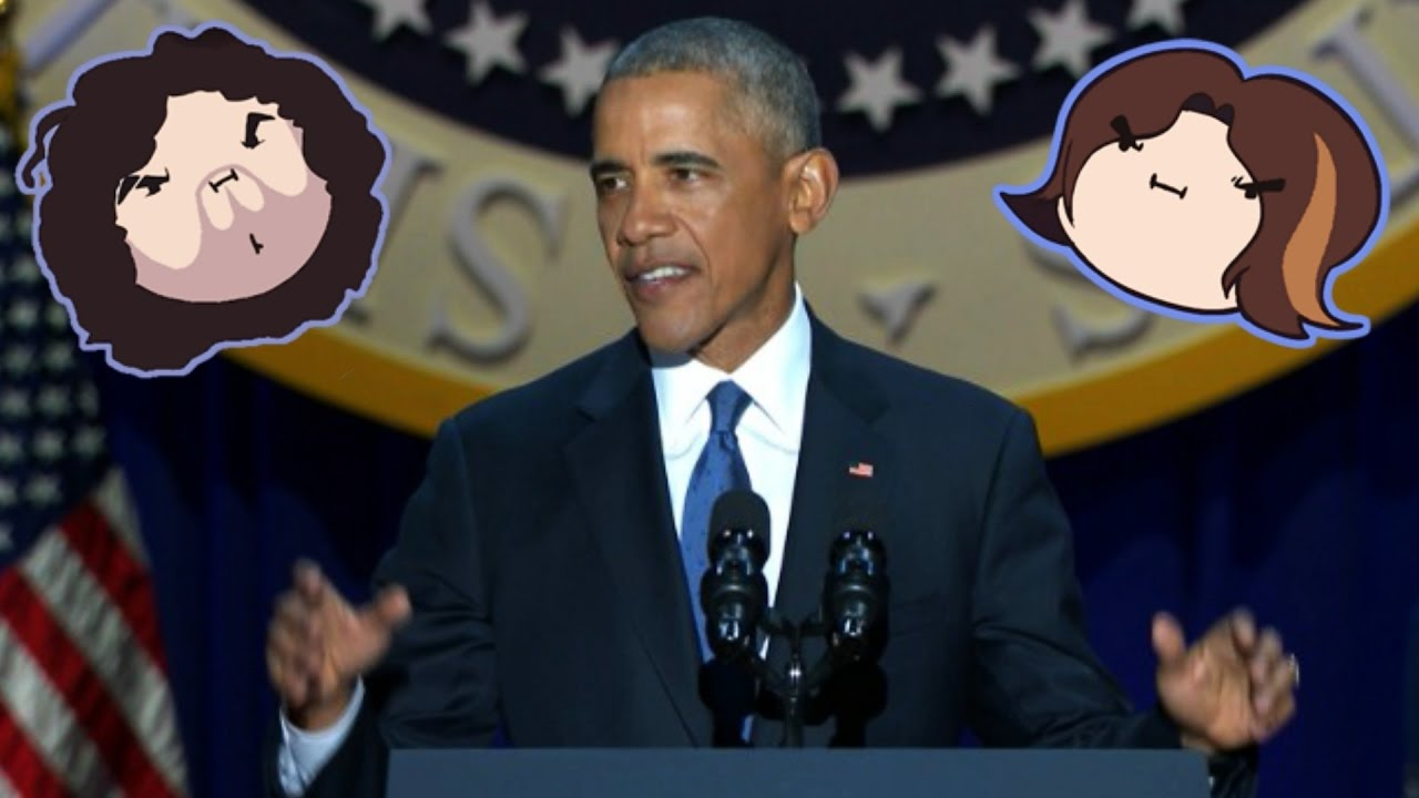 Obama Talks About Game Grumps And How He Wants To Pre Youtube