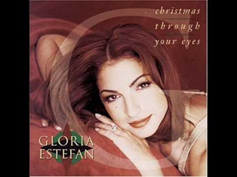 GLORIA ESTEFAN - the christmas song - YouTube