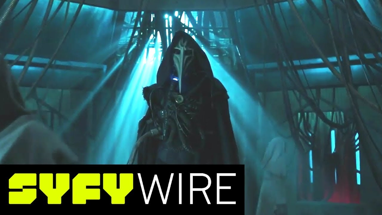 12 Monkeys Cast Preview Finale and What\'s to Come | San Diego Comic ...