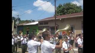 Pedro F Cantor 2013 (Desfile en Nahuizalco)