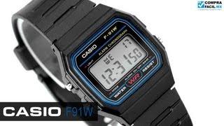 Reloj Casio Retro Vintage F91 - www.CompraFacil.mx