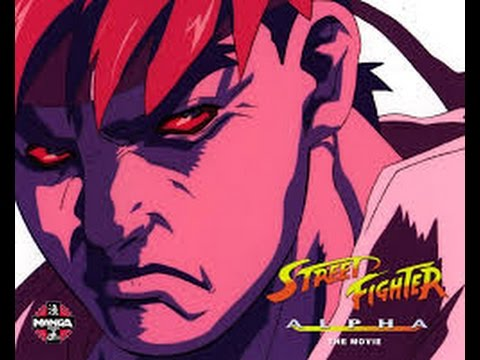 Street Fighter Alpha Generations 2005 Dual Audio Youtube