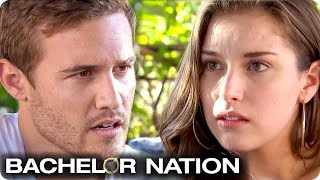 Peter Discovers The Truth About Alayah | The Bachelor