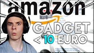 I MIGLIORI GADGET TECH SU AMAZON SOTTO I 10 EURO!! MIGLIORI GADGET 2018