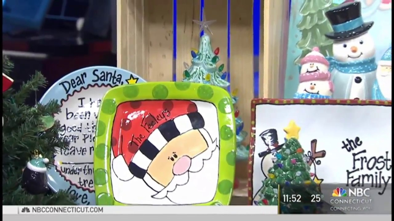 The Pottery Factory on NBC CT with Kerri-Lee Mayland
