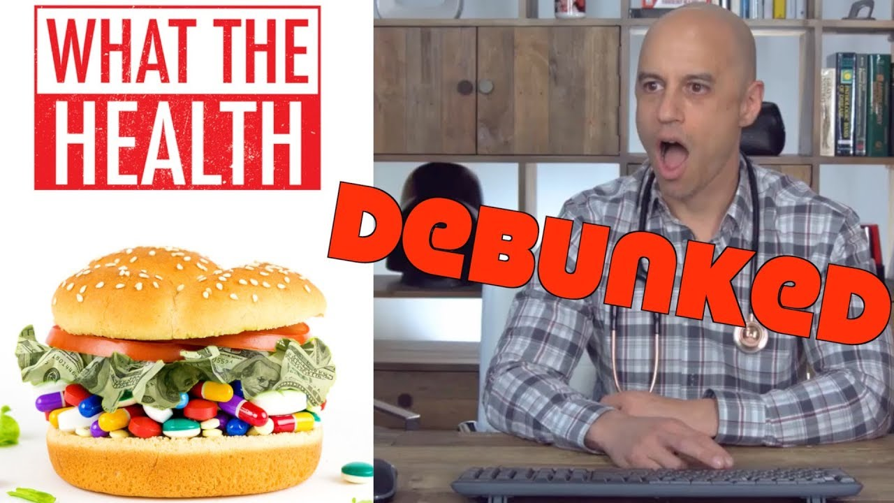 2 Doctors Destroy Zdogg's What The Health Debunk