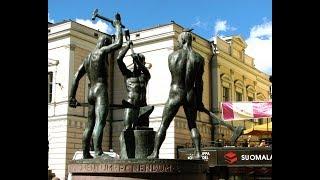 Фото Хельсинки. Памятники пятерка Andquotmust Seeandquot. Helsinki Must See Poi