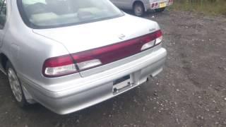 Видео-тест автомобиля Nissan Cefiro (A32-416121)