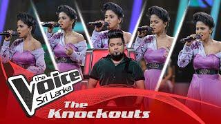 Madushi Wellala | Onna (ඔන්න) | The Knockouts | The Voice Sri Lanka Thumbnail