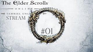 The Elder Scrolls Online #01 Schiffbrüchig [deutsch/german] [Stream] TESO