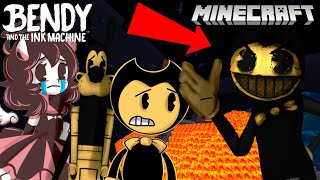 Download Minecraft : BENDY MEETS A SCARY MONSTER! (BATIM Minecraft) Mp3 and Videos