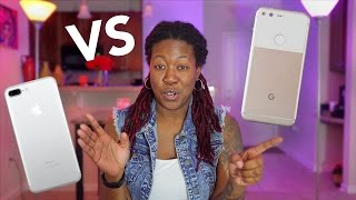 iPhone 7 vs Google Pixel - Which Is Better?