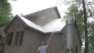 FohmerToo spraying 4% copper sulfate roof cleaner