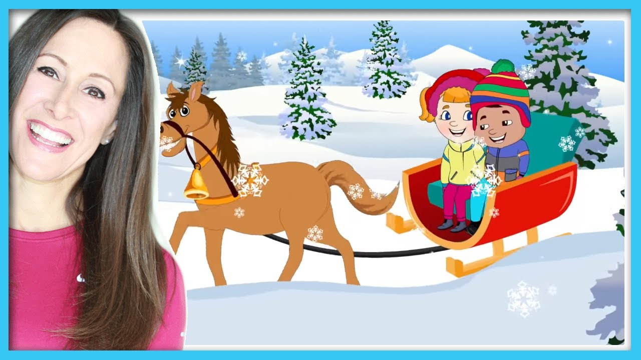 Jingle Bells | Christmas Songs with Lyrics | Patty Shukla | Nursery Rhymes for Babies