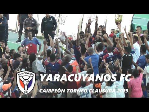 PARTIDO DEL ASCENSO | ATLETICO FURRIAL 2-3 YARACUYANOS FC | 22-11-2019