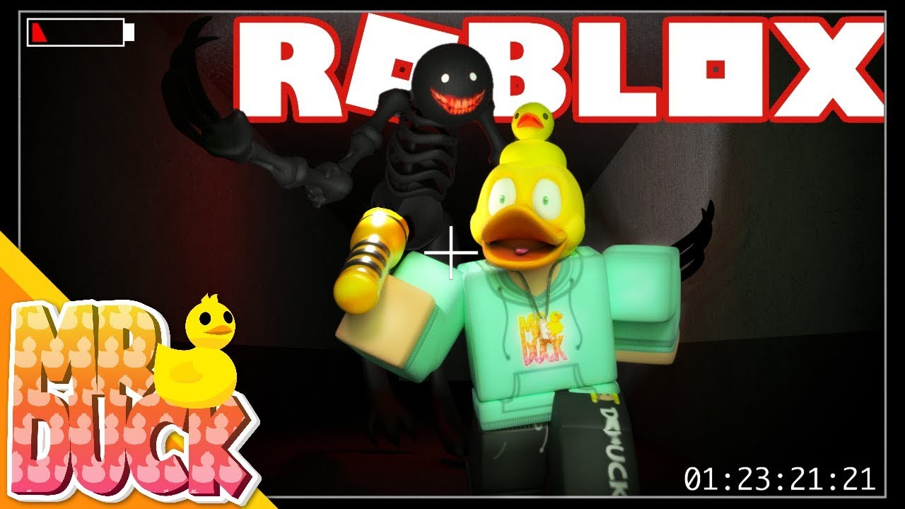 What Is That Thing Roblox High School Horror Game Youtube