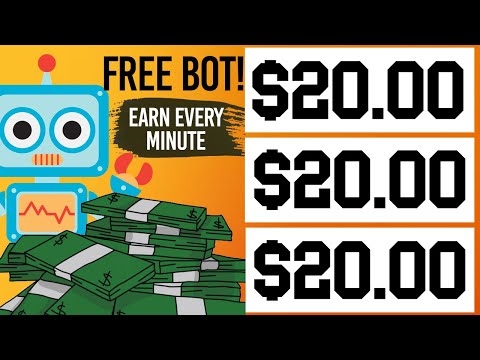 You Can Make $20 Per Minute Over and Over! (Free Make Money Online 2021)