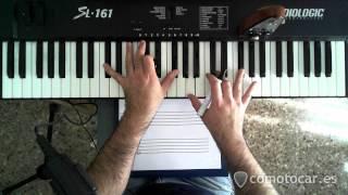 comotocar.es - Como tocar el piano - 21 - Acordes dobles