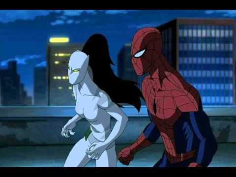 Ultimate Spider-Man 2012 White Tiger moments